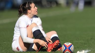 Scarratt: Italy game out of our hands