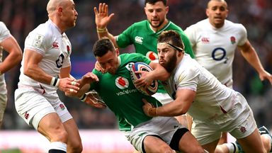 England 24-12 Ireland highlights