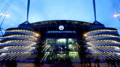 Man City European ban: The full story