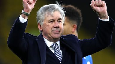 Ancelotti hopes Everton can 'soon' compete for title