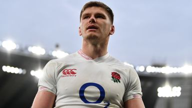 England potential excites Farrell