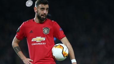Ole: Fernandes didn't want to come off!