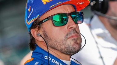 Alonso to race Indy 500 for McLaren