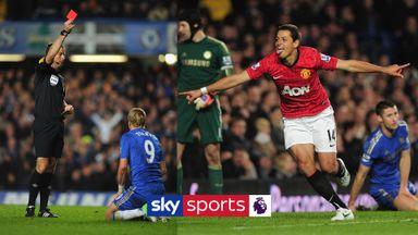 PL Vault | Chelsea 2-3 Man Utd (2012)