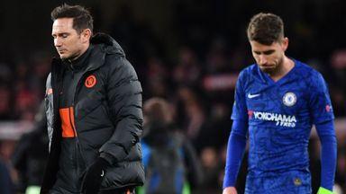 Lampard: Bayern loss a reality check