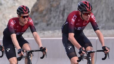 'Froome can use lockdown'