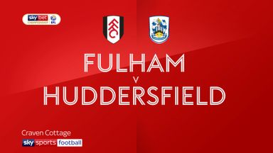 Fulham 3-2 Huddersfield