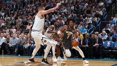 NBA Wk18: Nuggets 101-113 Thunder