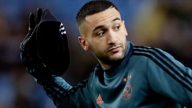 Lampard excited by 'fantastic' Ziyech