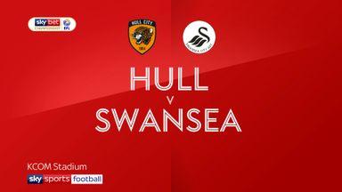 Hull 4-4 Swansea