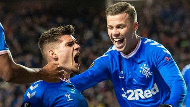 Gerrard hails 'incredible' Rangers