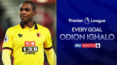 Every Goal: Odion Ighalo