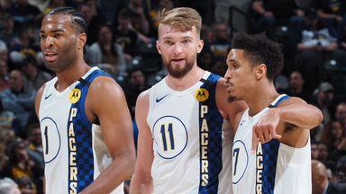 NBA Wk19: Trail Blazers 100-106 Pacers
