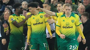 'Nine cup finals for Norwich'