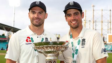 Cook, Jimmy on pressure of Test cricket