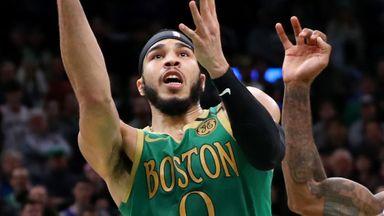Tatum leads Celtics to 2OT win over Clippers