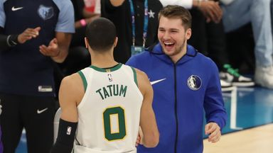 Luka vs Tatum: Who will win an MVP first?