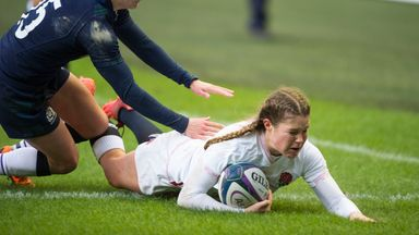 Red Roses Wrap: England overcome the weather