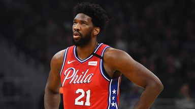 Embiid: NBA restart plan is unsafe