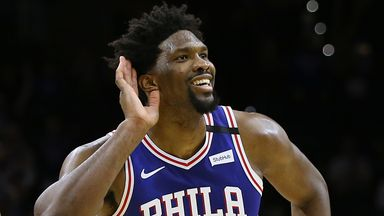 Best of 2019-20: Joel Embiid