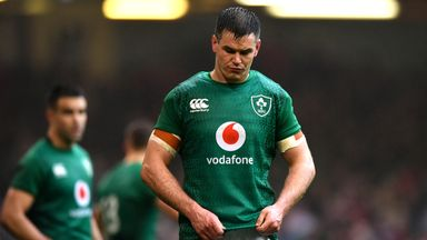 Ford: Sexton a huge threat for Ireland
