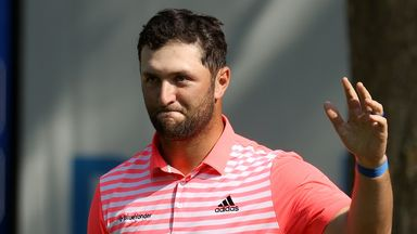 Rahm's ace in course-record 61