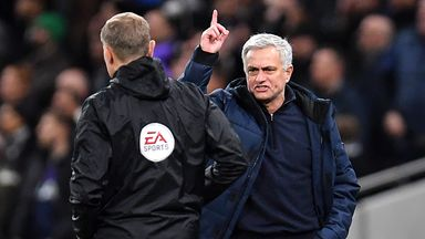 Jose: VAR is not good for the emotions!