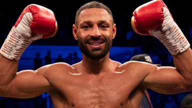 #Toe2Toe - Kell Brook joins