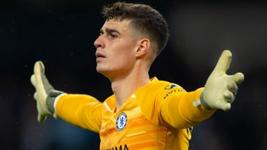 'Kepa should start against Man Utd'