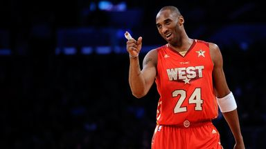Kobe's best All-Star moments