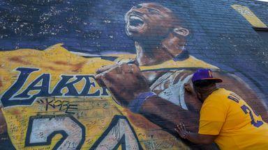 'Iconic Kobe brought LA together'