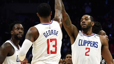 NBA Saturdays: Kings @ Clippers free on Sky Sports