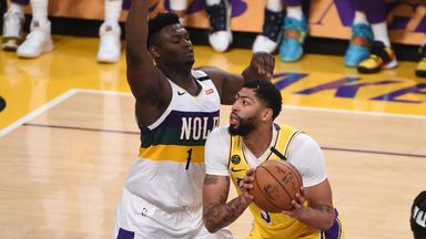 NBA Wk19: Pelicans 109-118 Lakers
