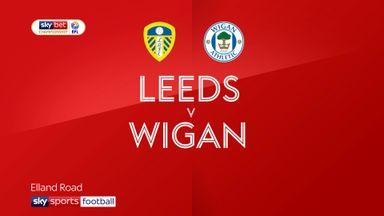 Leeds 0-1 Wigan