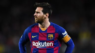 Messi: Man City players could leave