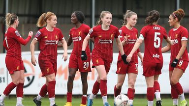 'Liverpool Women let down'