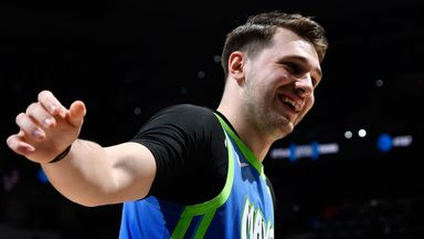 Doncic posts 13th triple-double of season