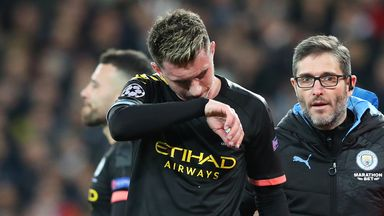Pep: Laporte injury a pity