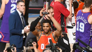 Bridges wins Rising Stars MVP