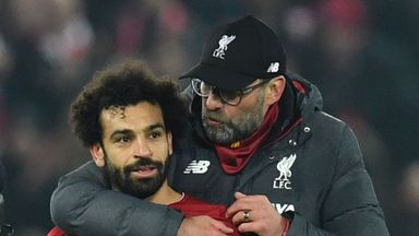 Klopp: No contact from Egypt over Salah