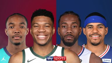 NBA Sunday double-header live on Sky Sports