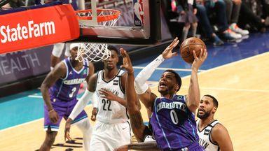 NBA Wk18: Nets 115-86 Hornets