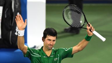 Djokovic eases past Kohlschreiber