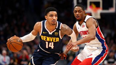 NBA Wk19: Pistons 98-115 Nuggets