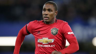 Man Utd in talks to extend Ighalo deal