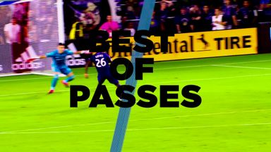 Best passes from the MLS - 2019