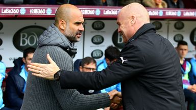 Dyche: City will have had contingency plans