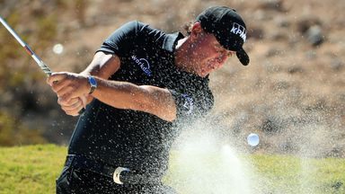 Golf tips: Bunker play like Mickelson
