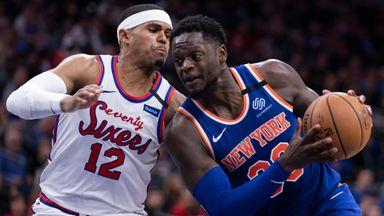 NBA Wk19: Knicks 106-115 76ers