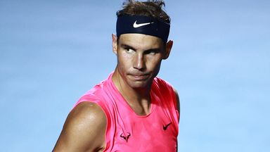 Nadal rules out defending US Open title